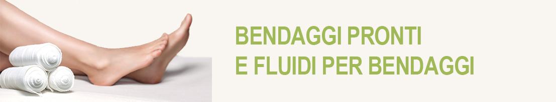BENDAGGI E FLUIDI BENDAGGI PER IL CORPO