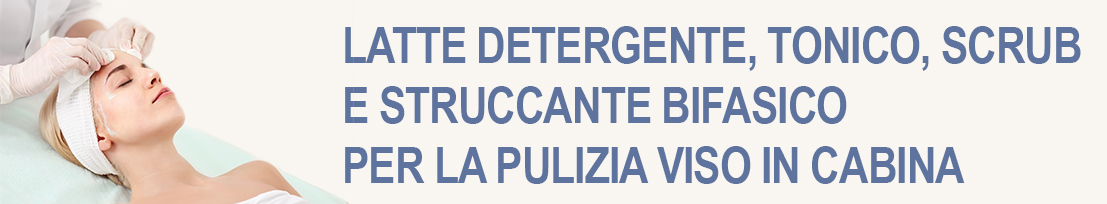 PULIZIA VISO PROFESSIONALE