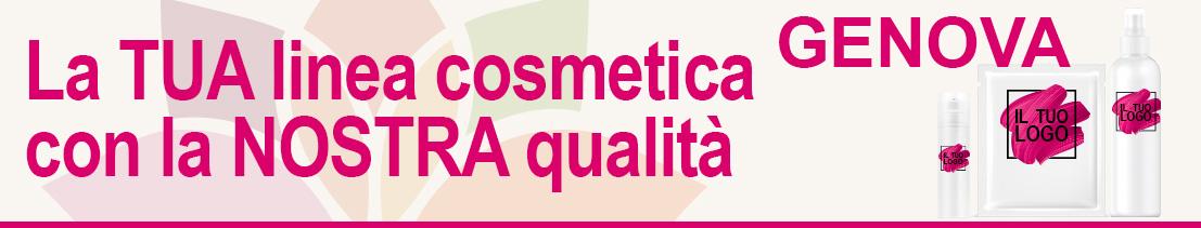 Produzione cosmetici conto terzi Genova