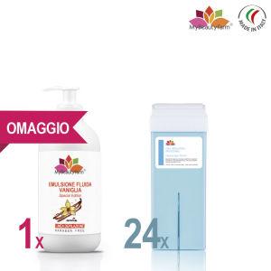 EMULSIONE VANIGLIA 500 ML special edition OMAGGIO +24 RICARICHE