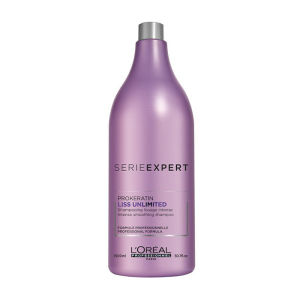 SHAMPOO LISS UNLIMITED, L'OREAL, 1500 ML