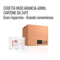CERETTA ARANCIA VASO 400 ML- CONFEZIONE DA 24 PEZZI