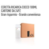 CERETTA COCCO RICARICA 100 ML- CONFEZIONE DA 24 PEZZI