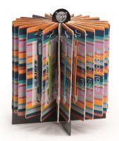 Espositore pinzette 24 pz Cool colors