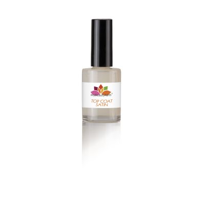TOP COAT SATIN 15 ML